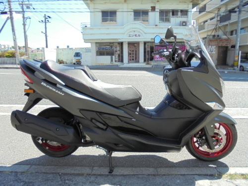 スカイウェイブ400/スズキ 400cc 沖縄県 BIKE SHOP UNITE
